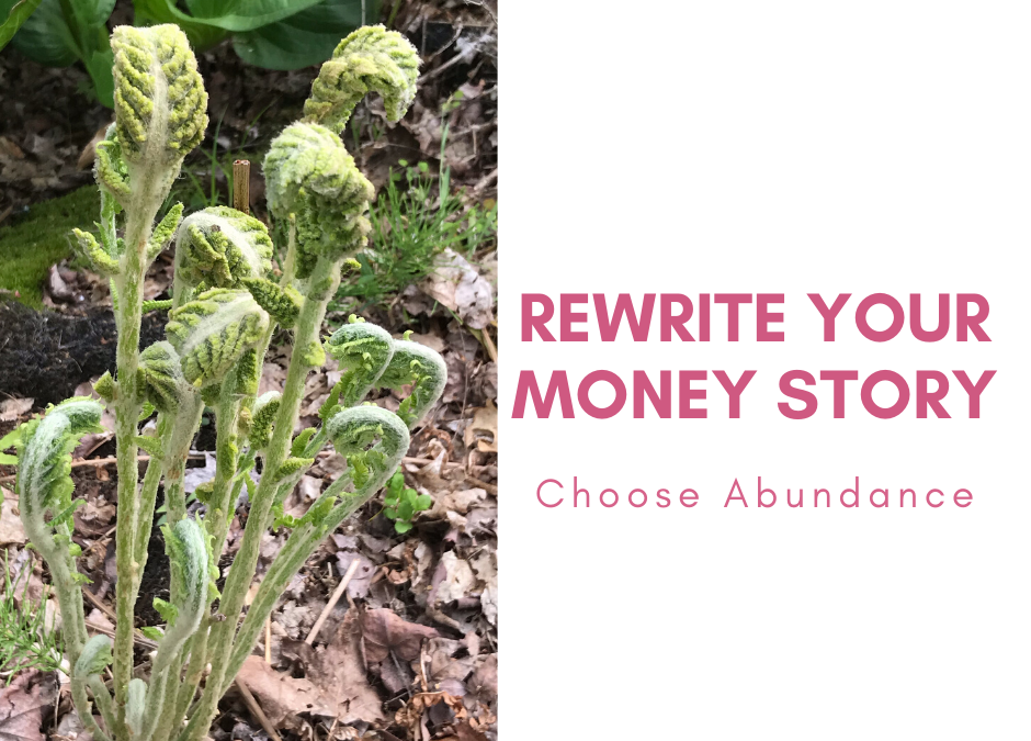 Scarcity or Abundance?  What is your money address?